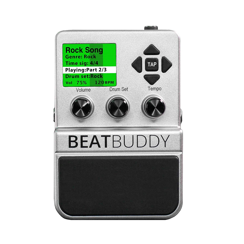 BeatBuddy de sonido único la primera máquina de Pedal de guitarra