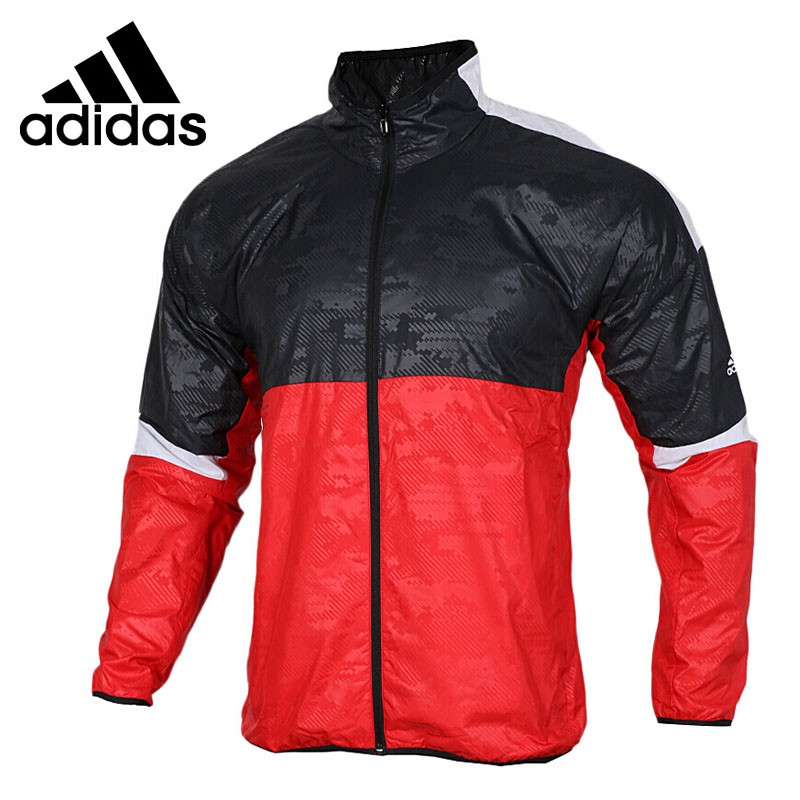 Original New Arrival Adidas TM WB JKT BT1 Men's jacket Sportswear цена