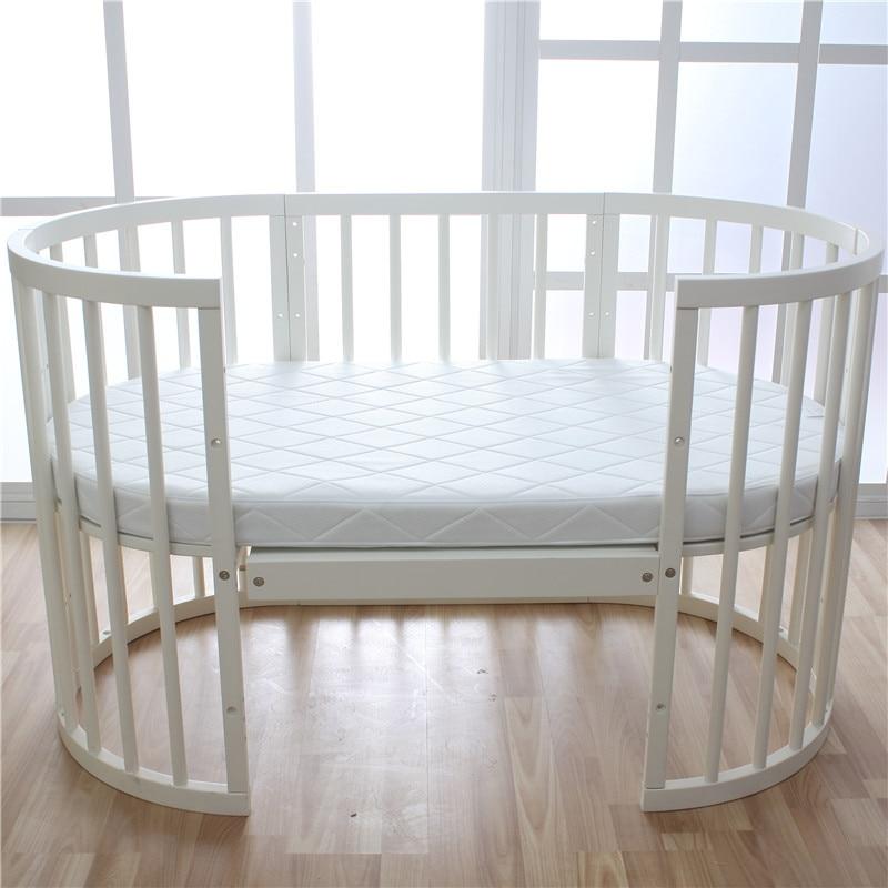 Zd119 Medium Size 126 68 7cm 3e Natural Coconut Baby Mattress