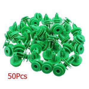 Image 2 - Clips plastiques verts pour Chrysler WJ