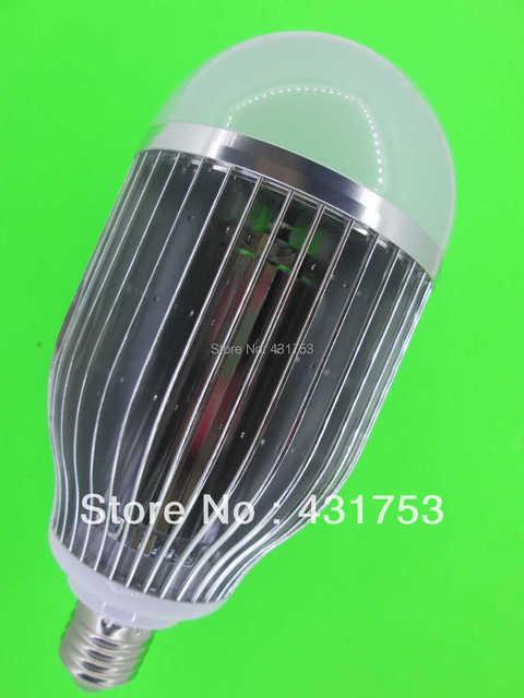 NEW 48W LED Bulb Lamp High brightness Bubble Ball Bulb E27 B22 E40 85-265V AC  Bubble Cold white/warm white Free shipping