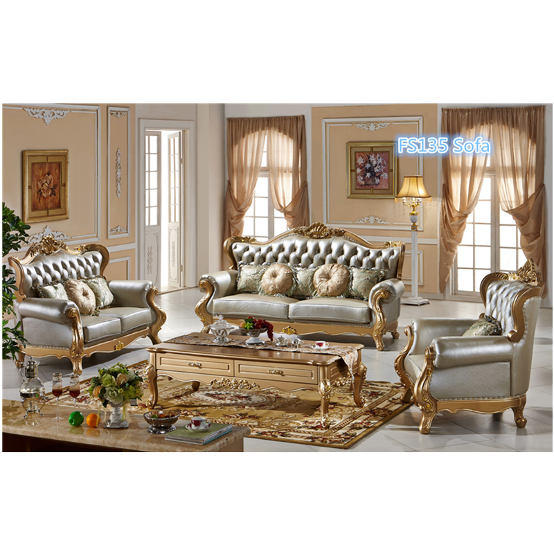 European style home furniture general use antique living - European style living room furniture ...