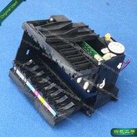 Hp photosmart pro b9180 b9180gp 프린터 부품 용 잉크 공급 스테이션 중고