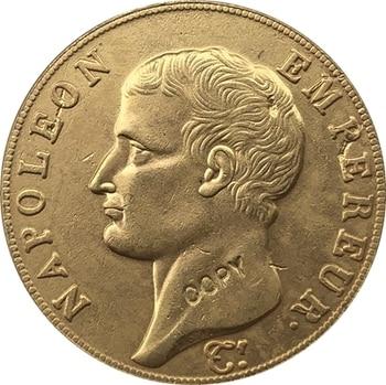 Copia de Moneda de Francia 1805