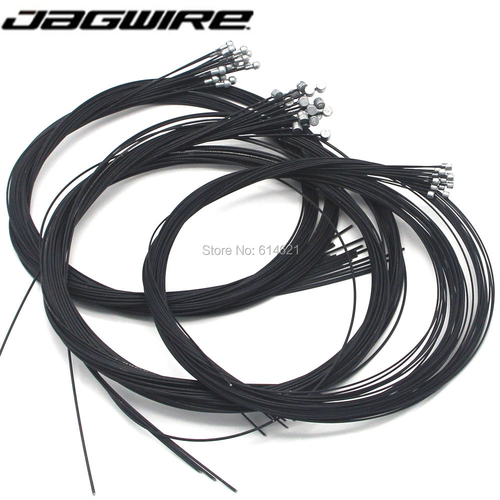 2pcs bicycle brake Cable Teflon Coated MTB bike Front /& Rear brake inner wire