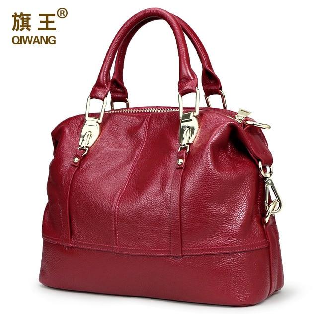 Aliexpress.com : Buy QIWANG Women Practical Bag Handbags Designer ...