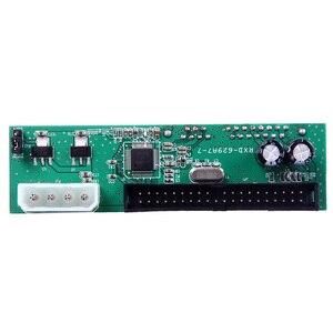 Image 3 - Pata ide para sata conversor de adaptador de disco rígido 3.5 hdd paralelo a serial ata converte sata para pata/ata/ide/eide
