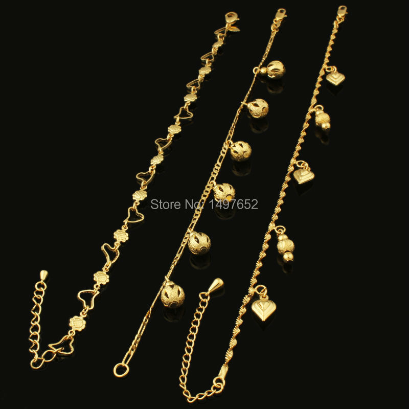 New Trendy Ethiopian Gold Bracelet Jewelry For Women Men18K Gold Color Arabic/African/Kenya Bracelet Jewelry
