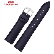 Laopijiang reloj de cuero con 20 | 22 mm AR1736 | AR1735 | AR1734