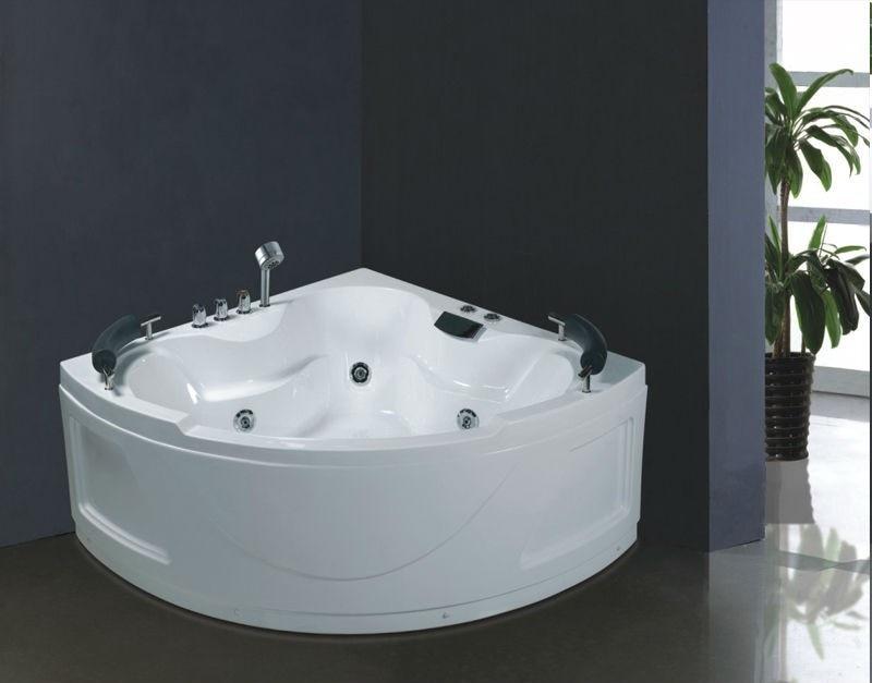 No.B276 two person jet whirlpool bathtub pump/adult portable spa ...