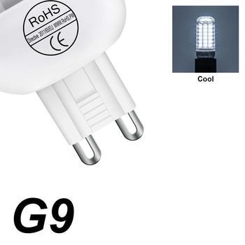 220V GU10 Led Lamp Bulb E14 Led Candle Light Bulb E27 Corn Lamp G9 Led 3W 5W 7W 9W 12W 15W Bombilla B22 Chandelier Lighting 240V 11