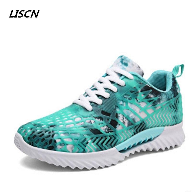 2018 Cheap Women sneakers mesh Casual shoes Women Flat platform shoes Air damping fashion zapatillas mujer tenis feminino
