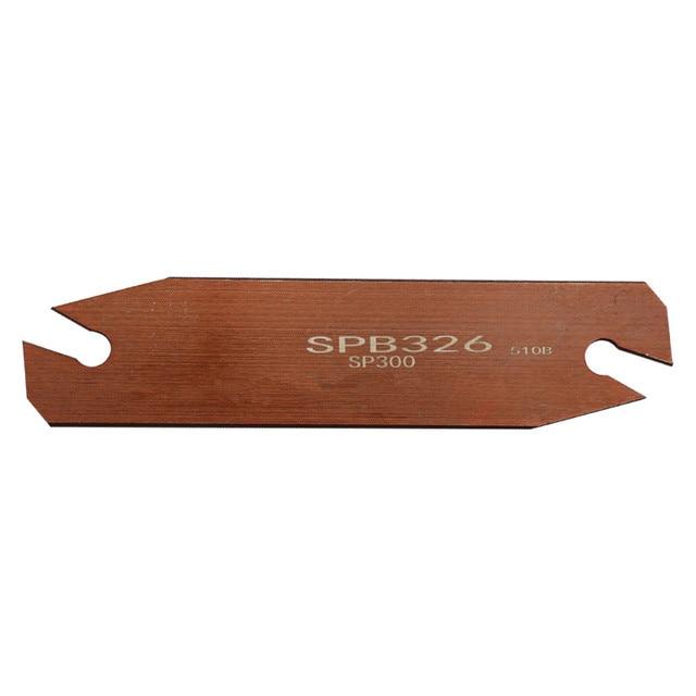 Spb26/SPB32 3/ 2/ 4/5/ 6 또는 spb spb226/326/426/526/232/332/432/532 사용 sp300 sp400 pc9030/nc9030 인서트 슬롯 공구