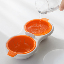 Steamed Egg Bowl Cook Poach Pods Egg Tools Microwave Oven Poached Baking Cup Cooking Kitchen Accessories