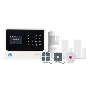 433MHz alarm System Home Secur