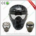 APS Heavy Duty Máscara de Paintball con Anti Niebla Lente Única