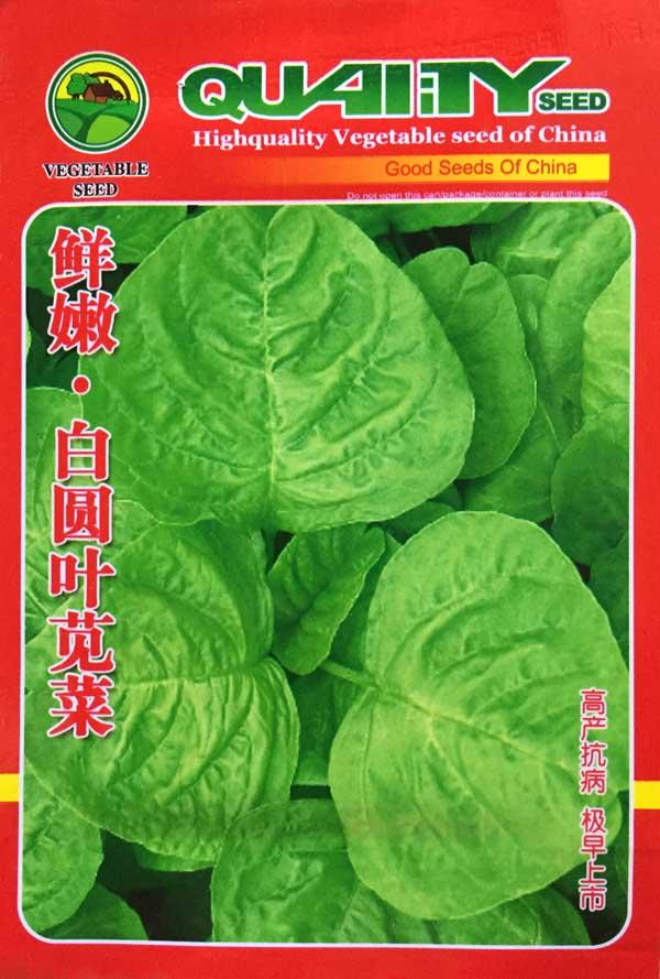 original deja semillas círculo gran vegetales blanco 1 paquete amaranto 6g semillas libre envío 5qYY0t