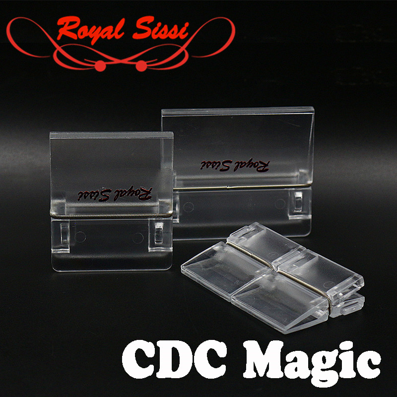 Royal Sissi 3sizes Assorted CDC Feather Magic Clips Set Fly Tying Super Dubbing Tools Cul De Canard Feather Nip Clamp Table Clip