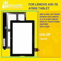 New A7600 LCD Touch Screen For Lenovo A10 70 A7600 Tablet Display Touch Panel Digitizer With