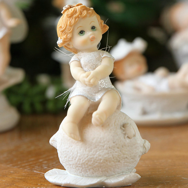 Cute Baby Angel Figurine (14)