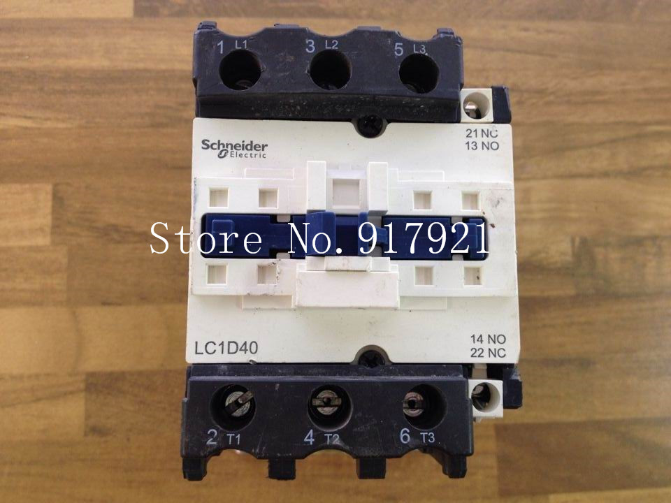 [ZOB] original original of France LC1D40 220V 60A genuine original AC contactor --2pcs/lot
