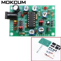 Zestaw DIY ICL8038 moduł generatora sygnału elementy elektroniczne Suite płytka generatora sygnałów o wielu przebiegach