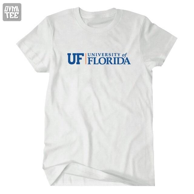 UF университета Флориды шорты рукав футболки бейсбол джерси колледж одежда мужчины женщины 100% хлопок высокого качества