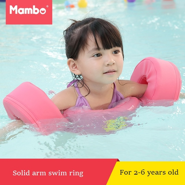 Foam Pool Float Swimming Discs Buoy Arm Bands Floating Sleeves Free ...