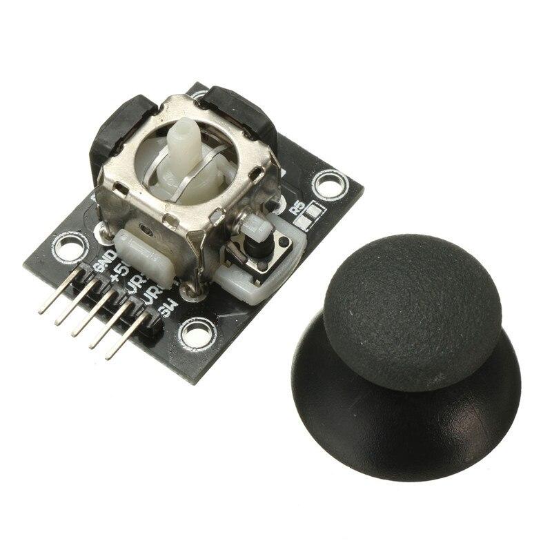 Arduino Nano: Control 2 Stepper Motors with Joystick