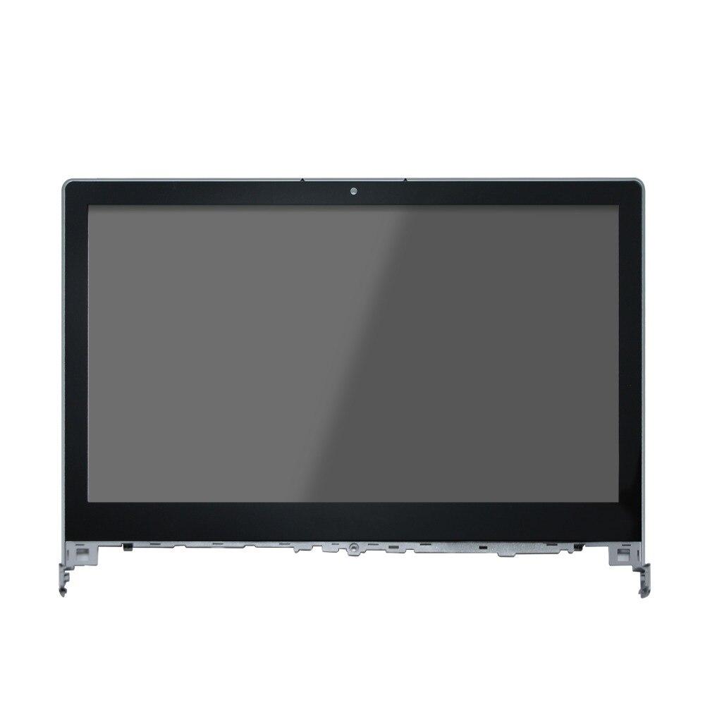 Bonne Qualité 14.0 LCD Écran Tactile Digitizer Assemblée Pour Lenovo Ideapad Flex 2 14 Flex 2-14 1366x768 + Cadre