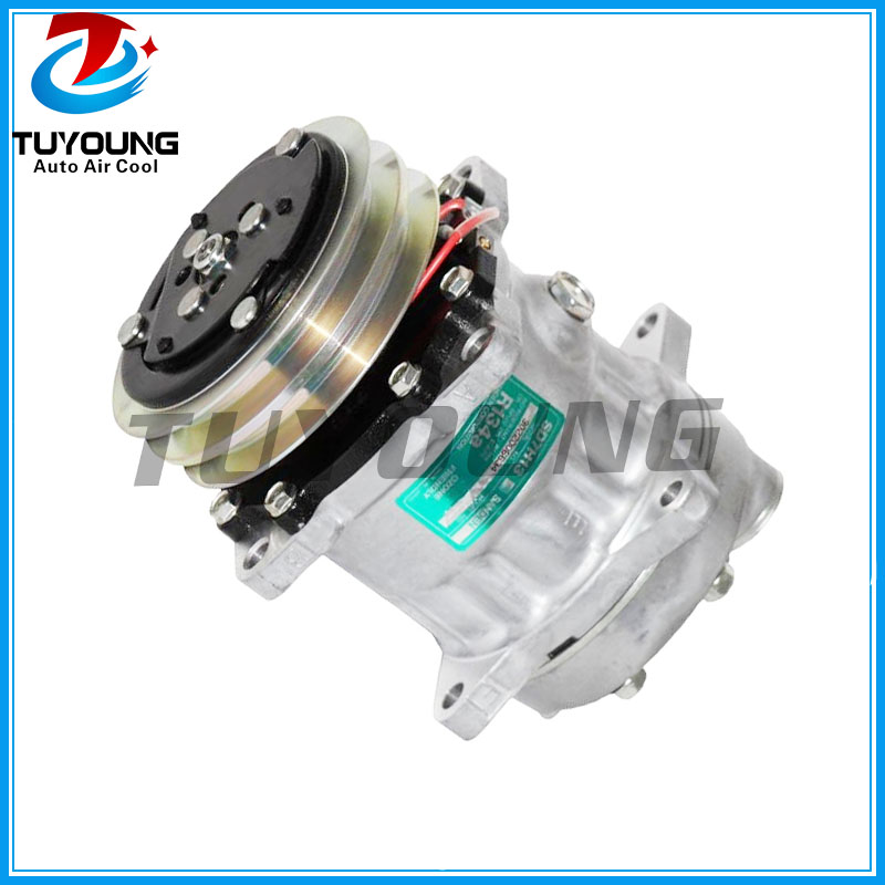 Car accessories SD7H13 12V 8946 Excavator Universal air conditioning compressor|A/C Compressor & Clutch| |  - title=
