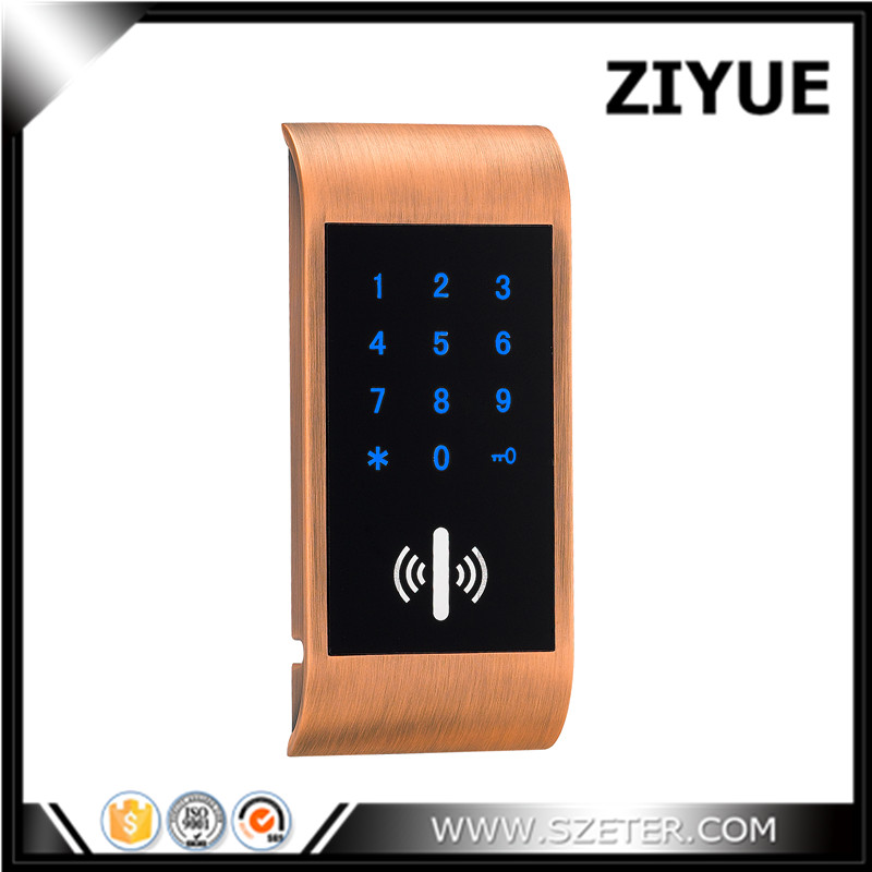 Free Shipping Smart Digital Keypad RFID Electronic Cabinet Locker Lock for Lockers for Home Gym School Spa Cabinet Door digital electric best rfid hotel electronic door lock for flat apartment