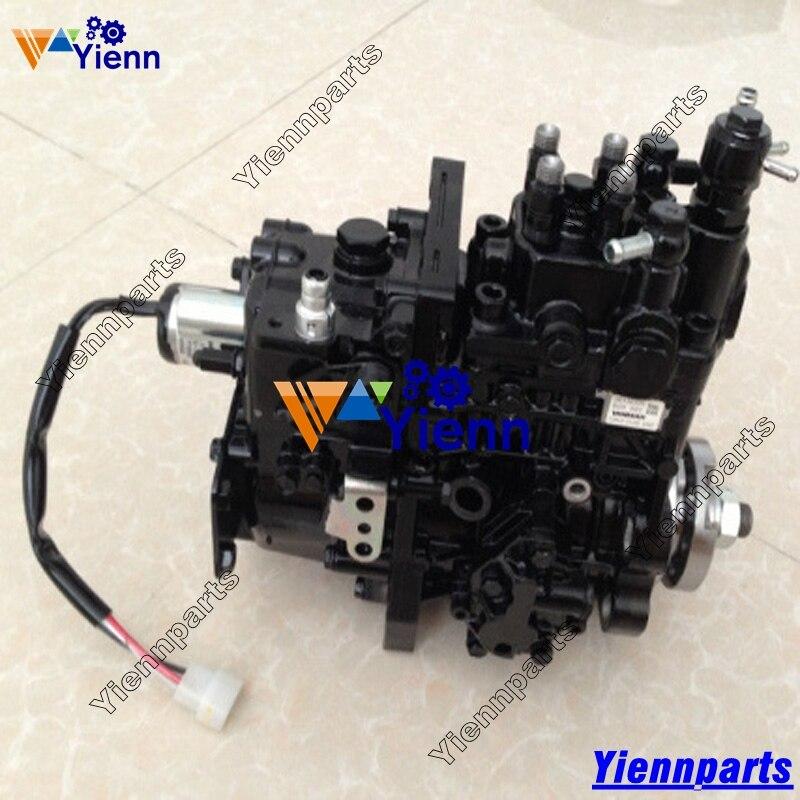 US $3465 0 |For Yanmar 4TNV98 4TNE98 fuel injection pump assy 729940 51440  729940 51460 fit excavator forklift diesel engine repair parts-in Pistons,