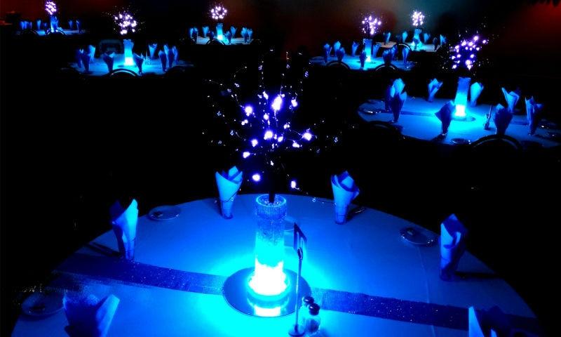 6inch Under RGB LED Light