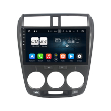 8 Core Android 6.0 2G RAM 32GB ROM Support 4G SIM Network Car GPS Navi 2 din car Radio player For HONDA CITY 2006-2013