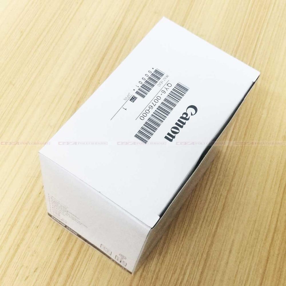 все цены на New Original Print Head QY6-0076 QY60076 Printhead for Canon PIXUS 9900i i9900 i9950 iP8600 iP8500 iP9910 Pro9000 Mark II онлайн