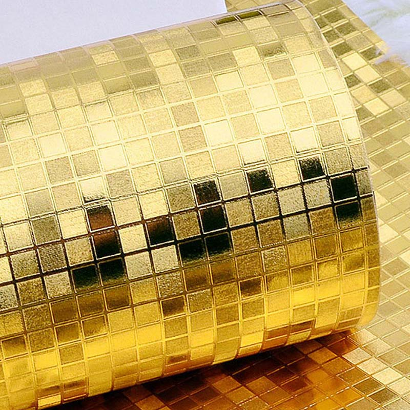 Aliexpress.com : Buy Modern Minimalist Silver Gold Foil