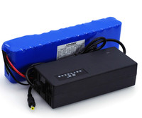 LiitoKala 48V 5.2ah 13s2p high power battery 18650 electric vehicle motorcycle DIY battery 48V BMS protection + 2A charger Battery Packs    -