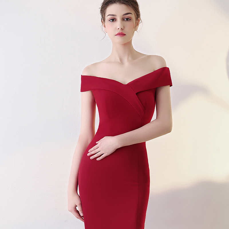 31012523243 2017 new arrival stock plus size high school 8 grade college graduation  dresses beautiful elegant red mermaid sexy simple hot-in Homecoming Dresses  from ...
