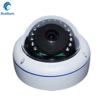 2MP 4MP Dome Fisheye Mini Camera AHD Vandalproof 1.7mm Lens 15Pcs IR Leds Night Vision Infrared 180 Degree Security IR Camera цена 2017
