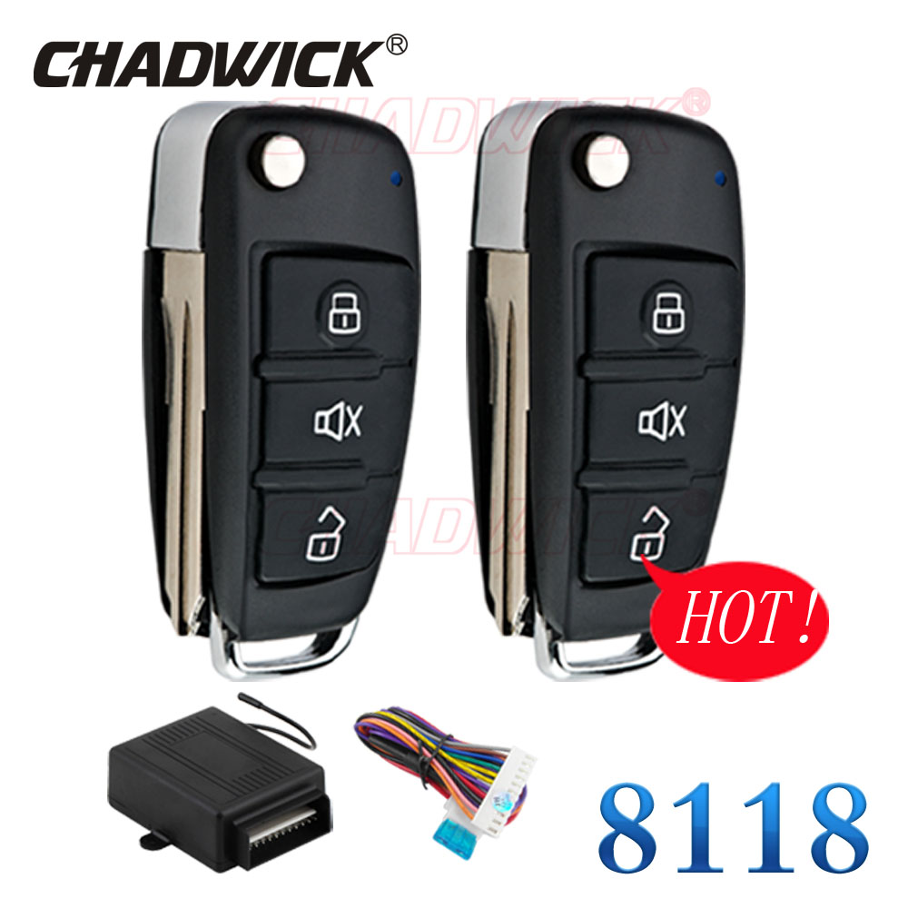 #3 keyless entry keys for CD3 CD5 car flip key remote central lock locking system CHADWICK 8118 auto fold key fashion style new flip key remote keyless entry system for hyundai car 12v central lock locking system with led indicator chadwick 8118 car alarm