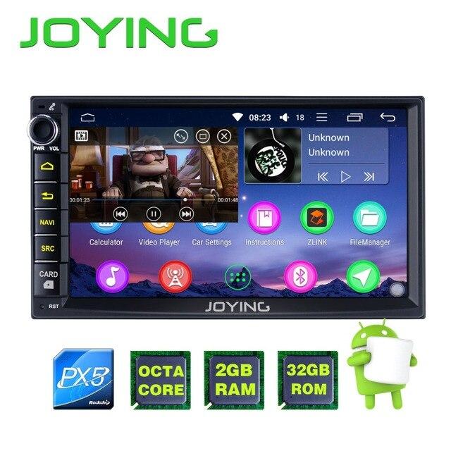 """7 """"2 GB + 32 GB Android unidad principal doble 2 Din Car Radio estéreo navegación GPS para Nissan tiida Quashqai x-trail reproductor Multimedia"""