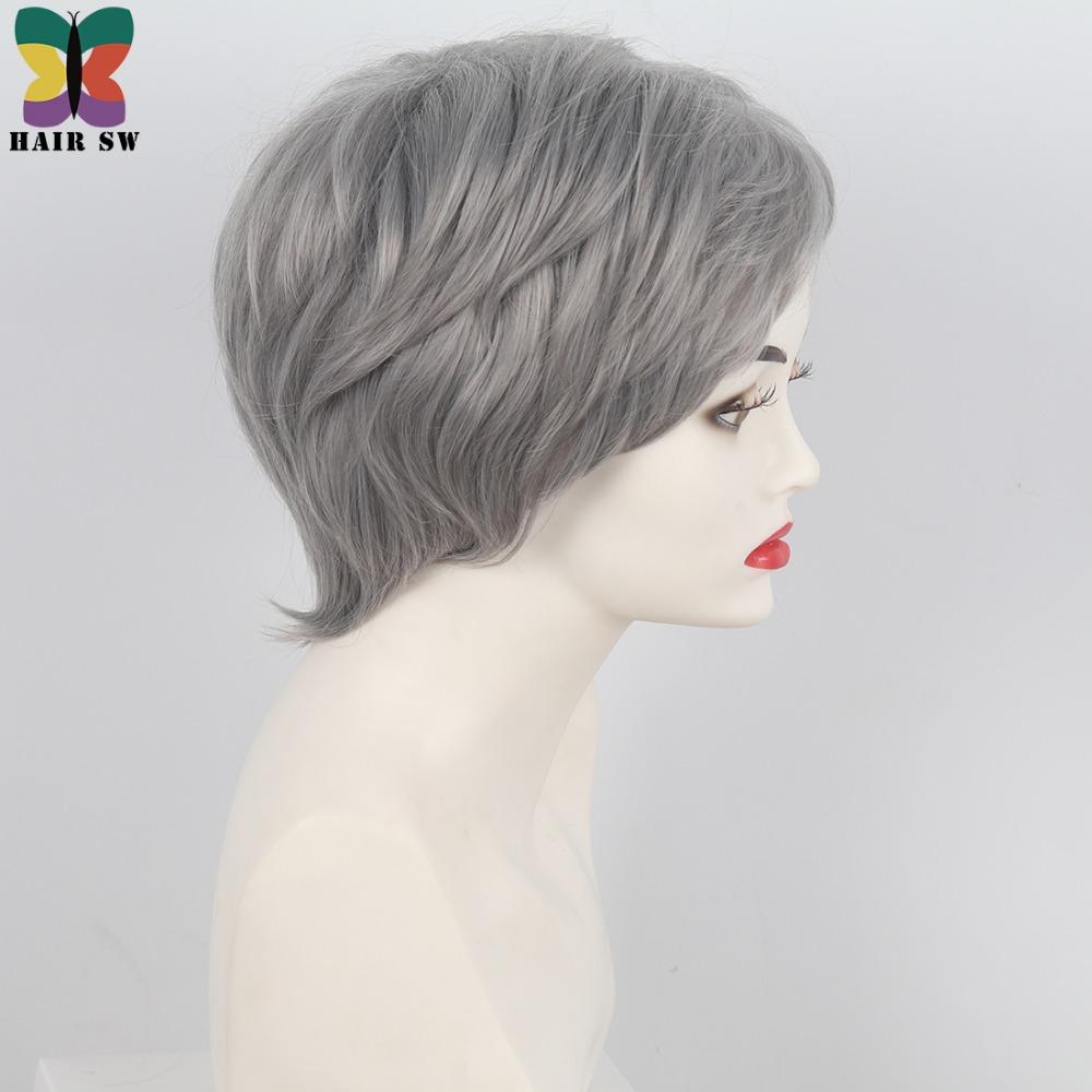 Rial Cancer Grey Short 1