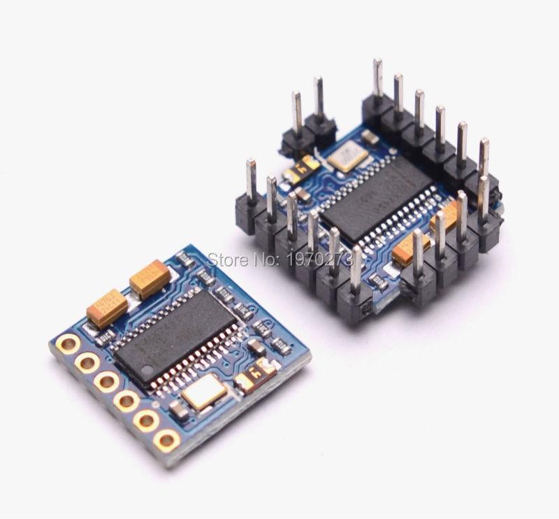 1pcs MICRO MINIMOSD Minim OSD Mini OSD For APM PIXHAWK Naze32(China)