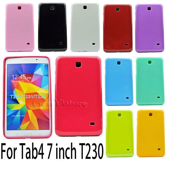 buy online b9dd1 704d3 US $4.99 |Case For SAMSUNG Galaxy Tab 4 7.0