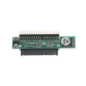 "Image 3 - Adaptador de puerto SATA a IDE para unidad de ordenador portátil, 2,5 pulgadas, HDD, SSD, Serie ATA 7 + 15P hembra a 44 pines macho PATA IDE, tarjeta de 2,5 "", convertidor de SATA a IDE"