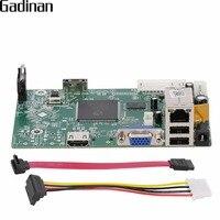 GADINAN 8CH 1080P CCTV NVR Main Board HI3520D Security NVR Module 8CH 1080P 12CH 960P XMEYE