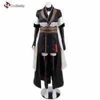 CosDaddy Gentiana косплэй Final Fantasy XV FF15 FFXV костюм полный комплект для женщин