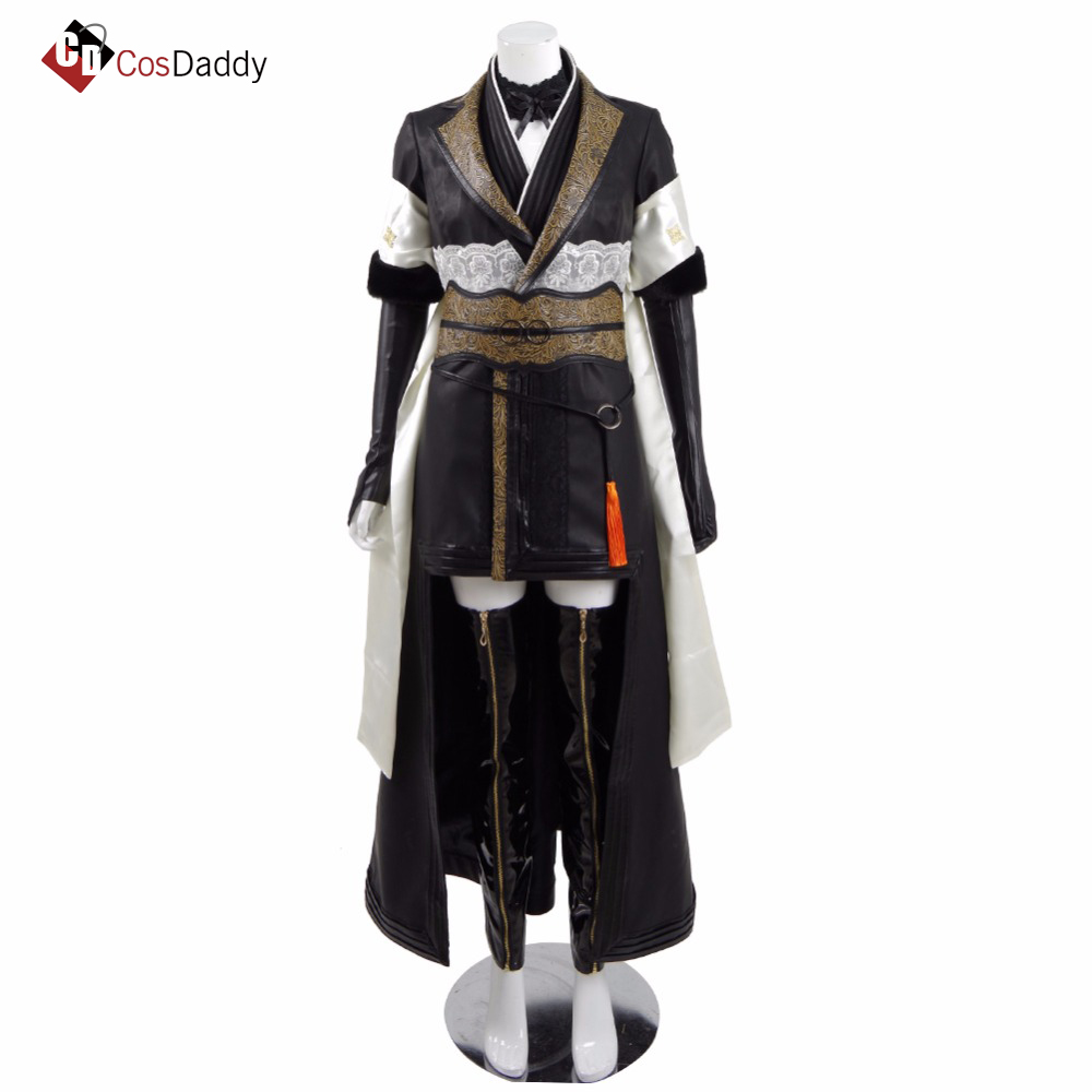 Cosdad Gentiana Cosplay Final Fantasy XV FF15 FFXV Costume ensemble complet Cosplay femmes