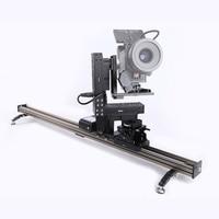 ASXMOV-G4 (draadloze) 4-axis Motion Control dslr gemotoriseerde slider Video camera track slider voor Fotografie met focus/controller